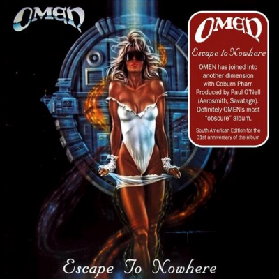 Omen - Escape to Nowhere (Slipcase)