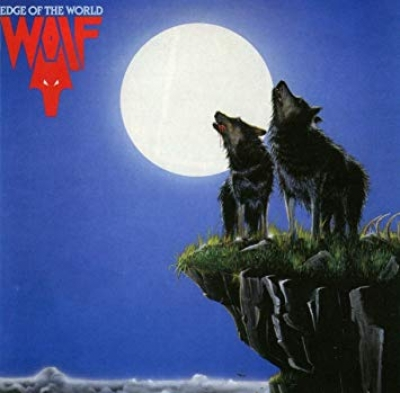 Wolf (UK) - Edge of the World ( Importado Slipcase)