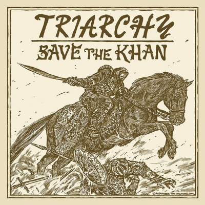 Triarchy - Save the Khan ( Digipack Importado)