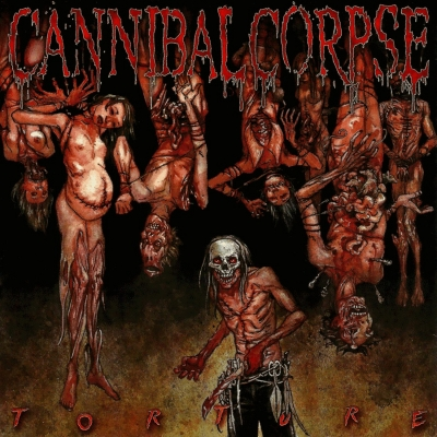 Cannibal Corpse - Torture ( Slipcase)