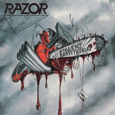 Razor - Violent Restitution ( Slipcase)
