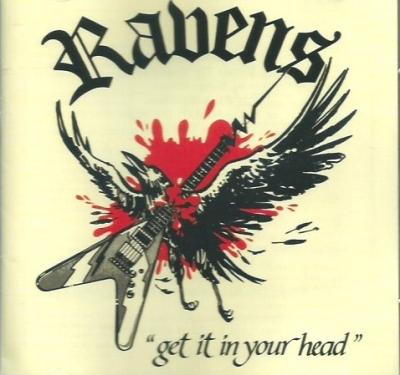 Ravens - Get It In Your Head ( Importado)
