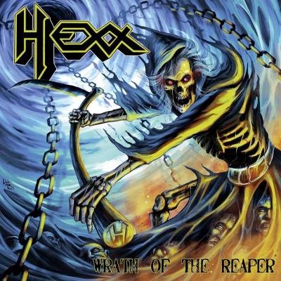 Hexx - Wrath of the Reaper ( Importado)