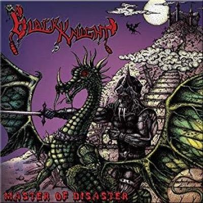 Black Knight - Master Of Disaster ( Importado)