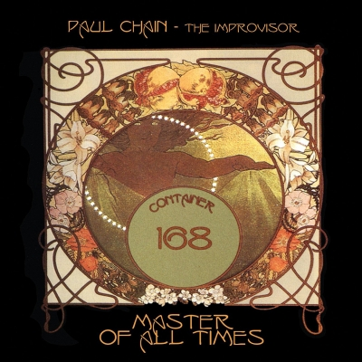 Paul Chain - The Improvisor Master of All Times (CD Duplo Digipack Importado)