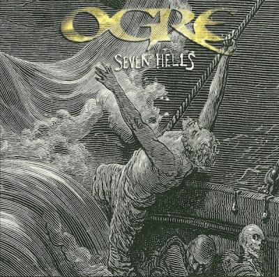 OGRE - Seven Hells (CD+ DVD Importado)