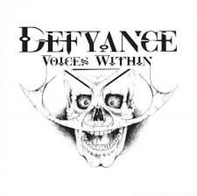 Defyance - Voices Within ( Digipack Importado)