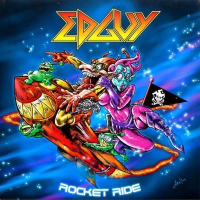 Edguy - Rocket Ride (Digibook)