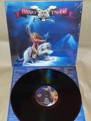 Ivory Tiger - Metal Mountain (LP Importado)