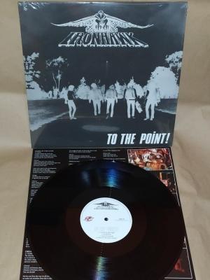 Ironhawk - To The Point ( LP Importado)