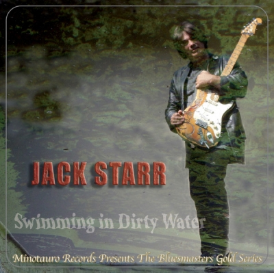 Jack Starr - Swimming in Dirty Water (Importado)