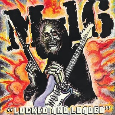 M-16 - Locked and Loaded - 30th Anniversary Expanded Edition ( Importado)