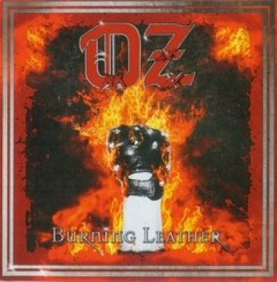 Oz - Burning Lether ( Digipack)