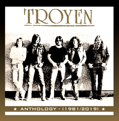 Troyen - Anthology 1981-2019 ( CD Duplo)