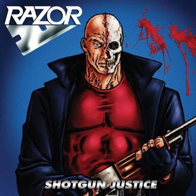 Razor - Shotgun Justice ( Slipcase)