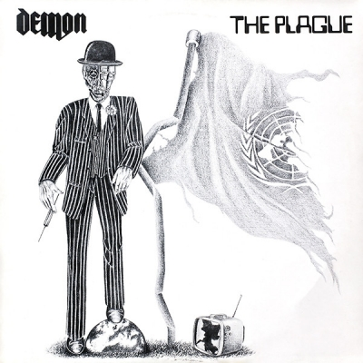 Demon (UK) - The Plague