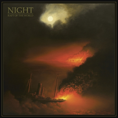 NIGHT(SWE) - Raft Of The World