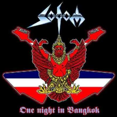 Sodom - One Night In Bangkok ( CD Duplo)
