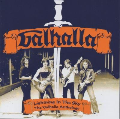 Valhalla - Lightning In The Sky - The VALHALLA Anthology ( Importado)