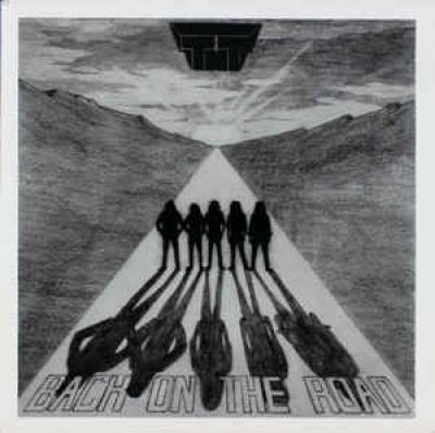 TNT (UK) - Back On The Road (Single Importado)