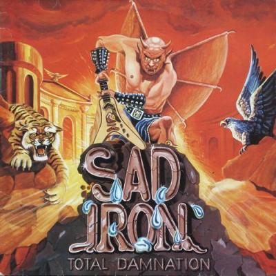 Sad Iron - Total Damnation ( Importado)