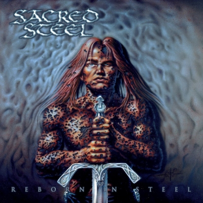 Sacred Steel (GER) - Reborn In Steel ( Importado)