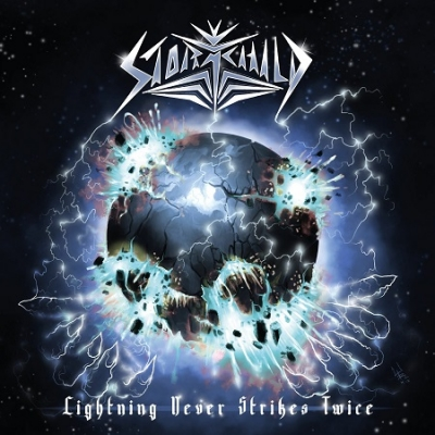 Stormchild - Lightning Never Strikes Twice ( Importado)
