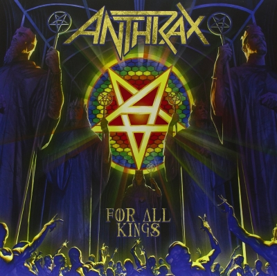 Anthrax - For All Kings (Duplo)