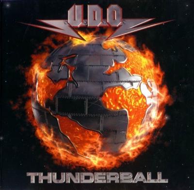 Udo - Thunderball ( CD e DVD)
