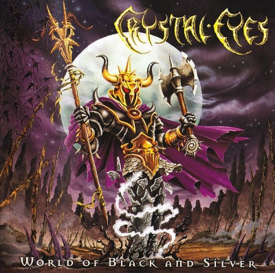 Crystal Eyes - World Of Black And Silver