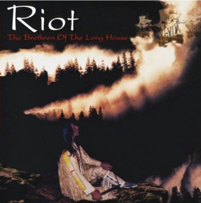 Riot - The Brethren Of The Long House ( Slipcase)