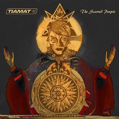 Tiamat - The Scarred People ( Slipcase)