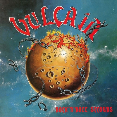 Vulcain - Rock n Roll Secours ( Slipcase)
