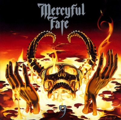 Mercyful Fate - 9  (Slipcase)
