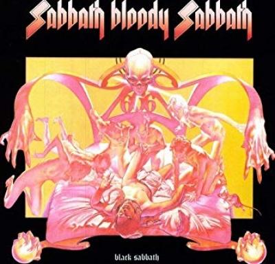 Black Sabbath - Sabbath Blood Sabbath (Slipcase)