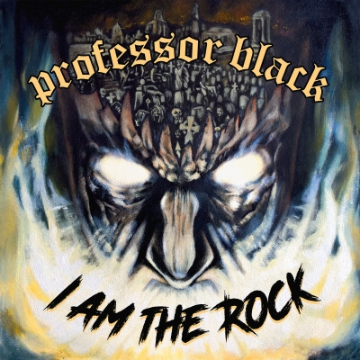 Professor Black - I Am The Rock ( Importado)
