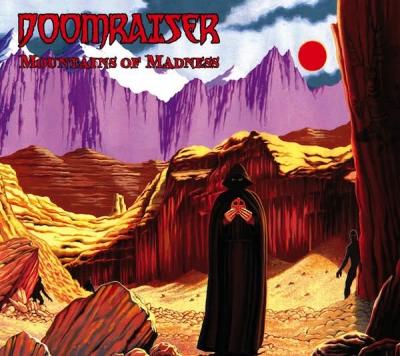 Doomraiser - Mountains of Madness (Digipack Importado)