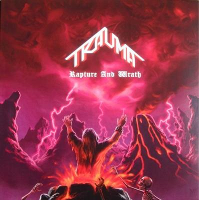 Trauma - Rapture And Wrath ( Importado)