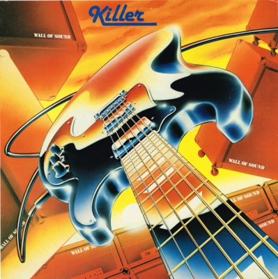 Killer - Wall of Sound ( Digipack Importado)