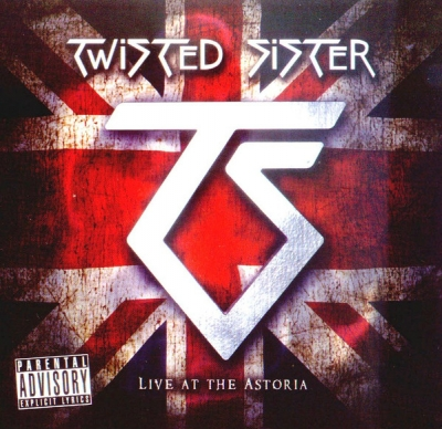 Twisted Sister - Live At The Astoria ( CD E DVD Digipack Importado)