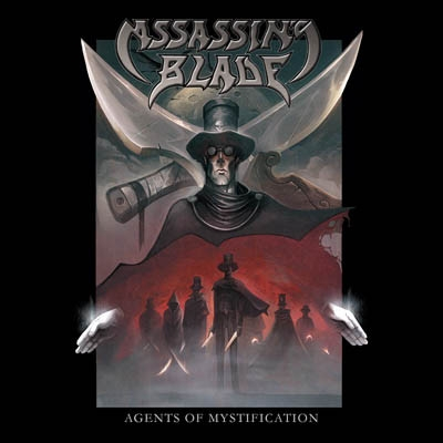 Assassins Blade - Agents Of Mystification ( Importado)