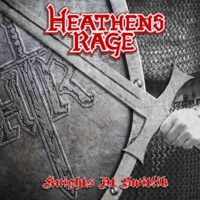 Heathens Rage - Knights At Switlik ( Importado)