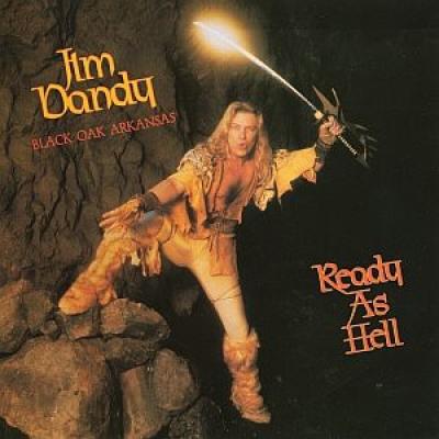 Jim Dandy - Ready As Hell ( Importado)