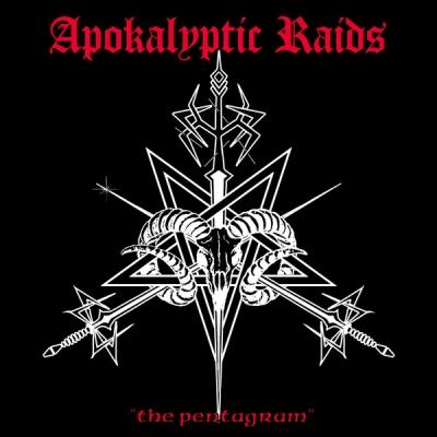 Apokalyptic Raids - The Pentagram ( Importado)