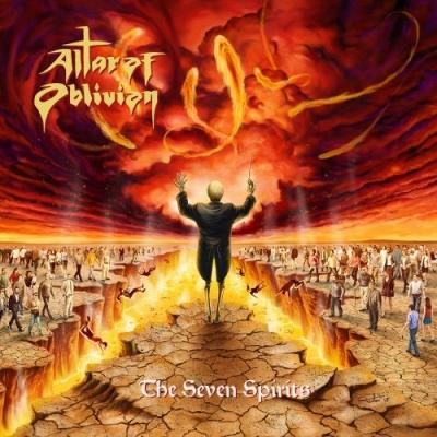 Altar of Oblivion - The Seven Spirits ( Importado)