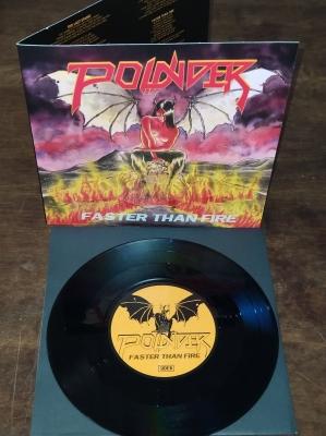 Pounder - Faster Than Fire (Compacto Importado)