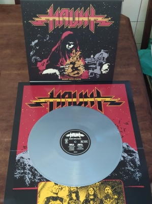 Haunt - Burst Into Flame (LP Importado)