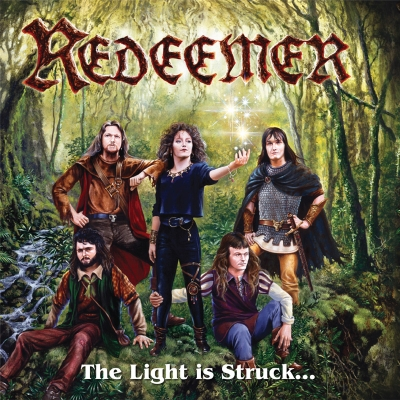 Redeemer - The Light Is Struck And The Darkness Splits ( Importado)