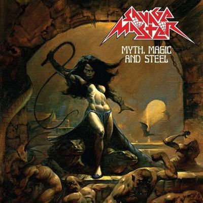 Savage Master - Myth, Magic and Steel (Importado)