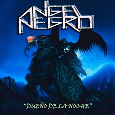Angel Negro - Dueno de La Noche (Importado)